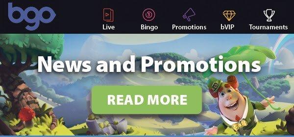 July Bgo Casino promotions