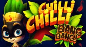 Chilli Chilli Bang Bang Slot Logo