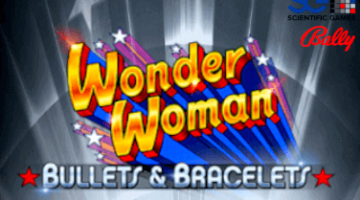Slot Wonder Woman - Bullets & Bracelets