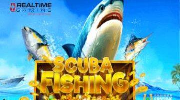 Slot Scuba Fishing By RTG