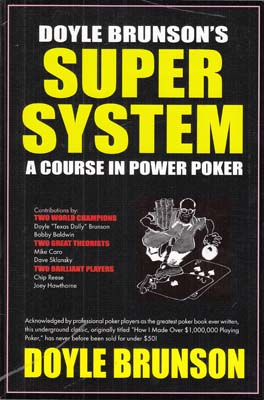 Super System: A Course in Power Poker