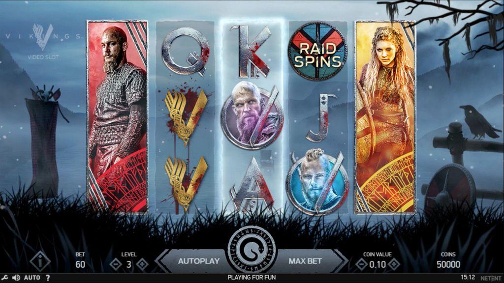 Обзор видеослота Vikings