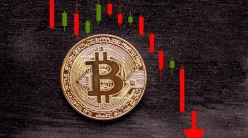 падение биткоина до $2000