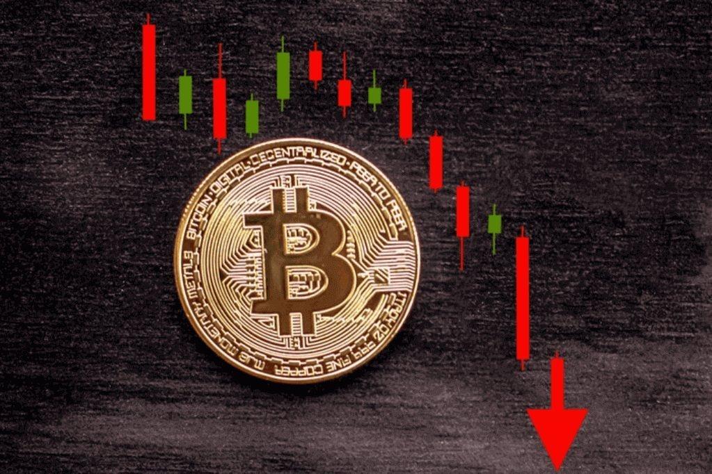 padeniju bitkoina do $2