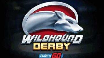 Игровой автомат Wildhound Derby Логотип