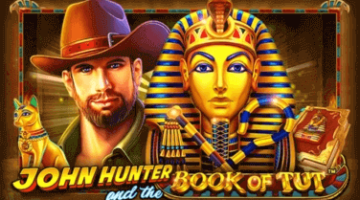 игровой автомат john hunter and the book of tut